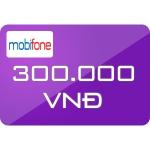 Thẻ Cào Mobifone 300.000đ