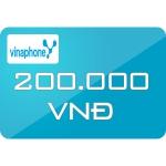 Thẻ Cào Vinaphone 200.000đ