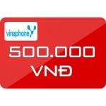 Thẻ Cào Vinaphone 500.000đ