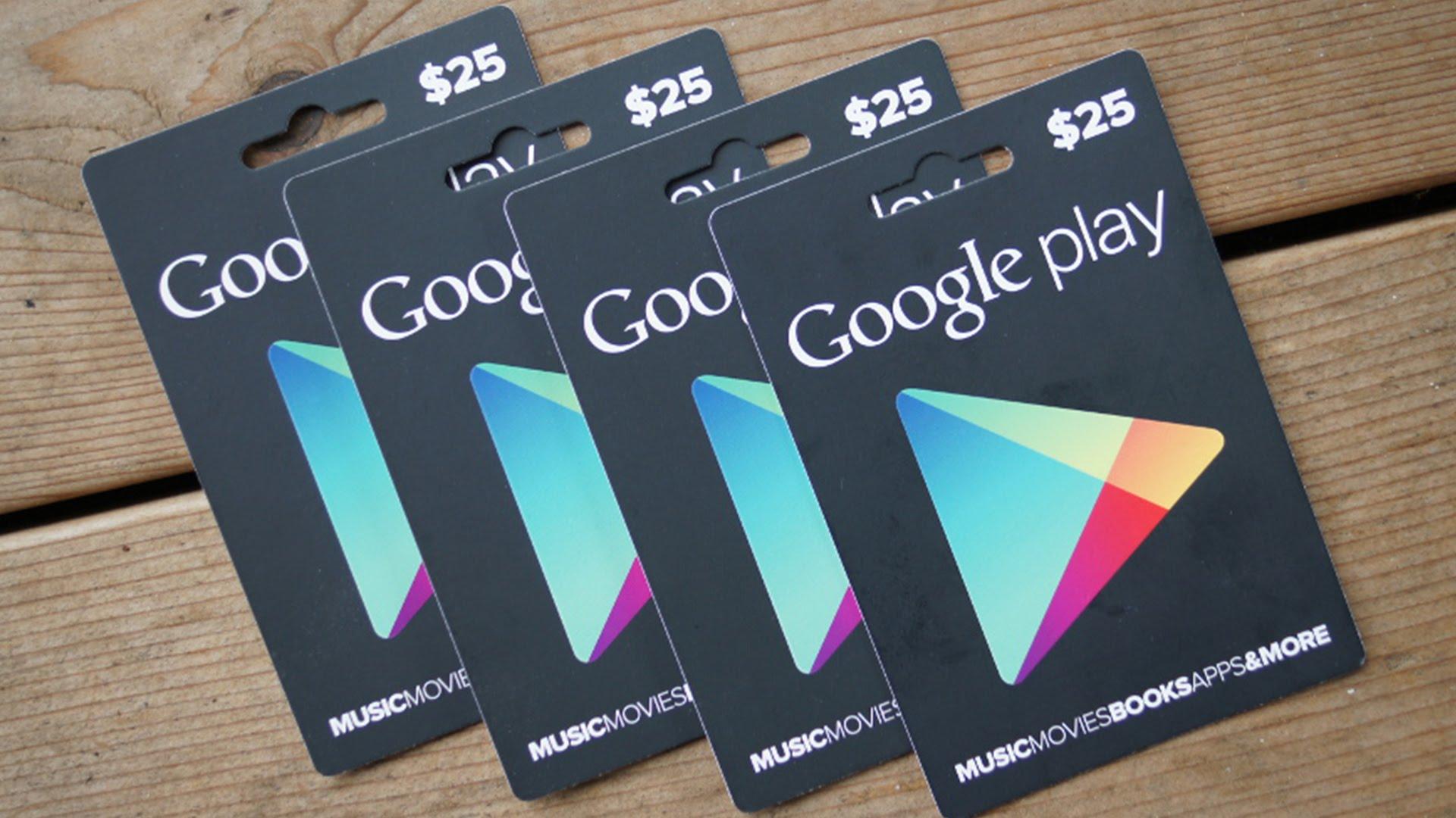Nạp thẻ Google tại napgamemobile.com uy tín và nhanh chóng