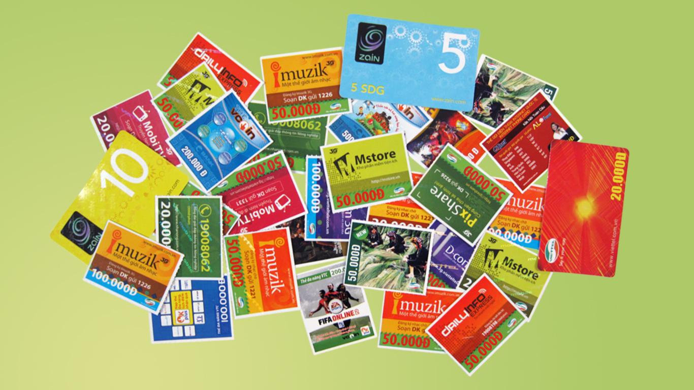 napgamemobile.com cung cấp thẻ cào 3 nhà mạng lớn