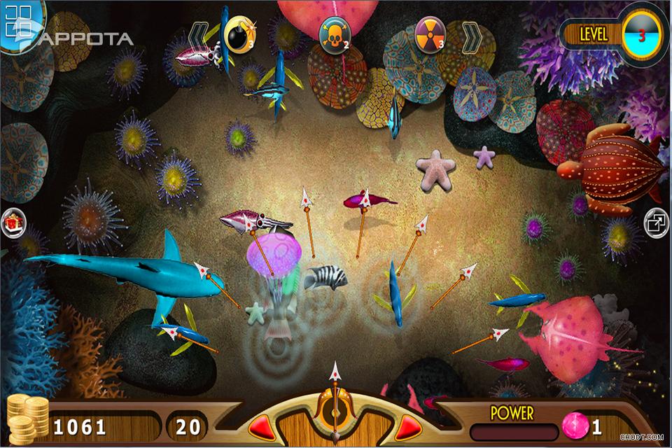 tải game bắn cá cho iphone 6