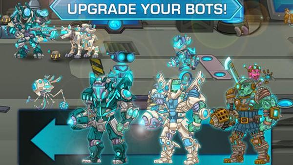 Game Stellar Wars trên iPhone 6