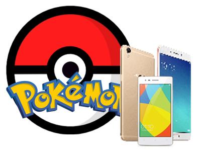 tải game Pokémon Go trên Oppo