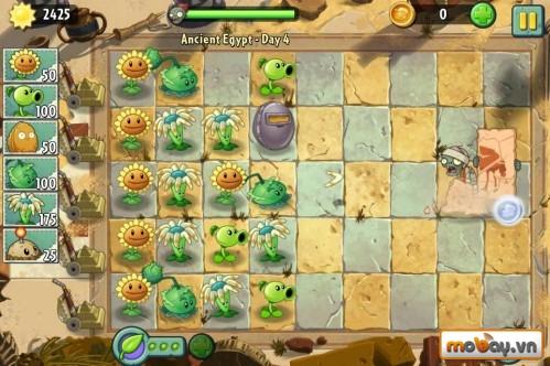 Description: Hack Plants vs. Zombies 2 cho những máy đã Jailbreak
