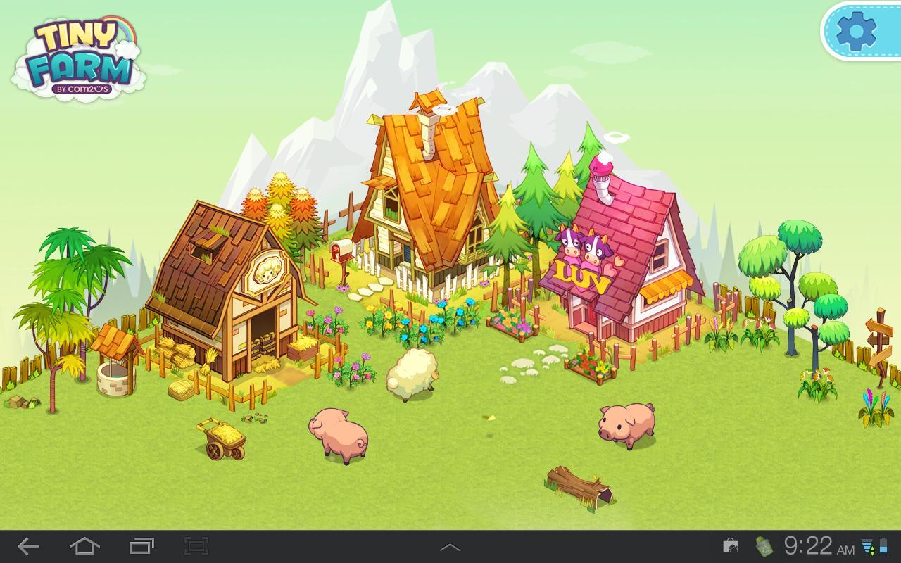 Game Tiny Farm