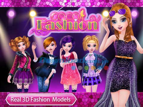 Coco Fashion for iOS