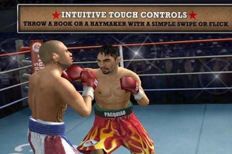 Hình ảnh của game Fight Night Champion