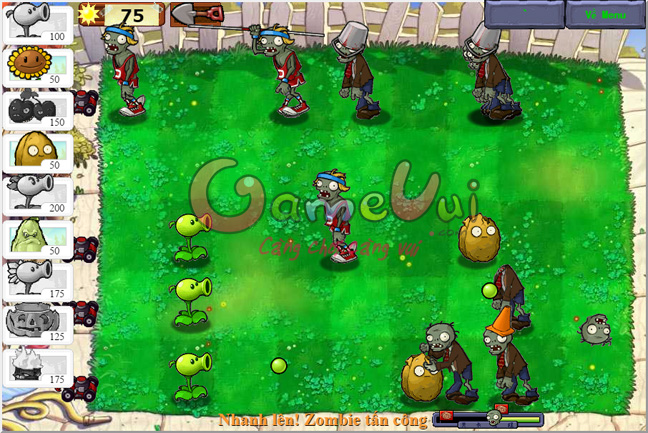 Game Plants vs Zombies 2 hot cho ipad