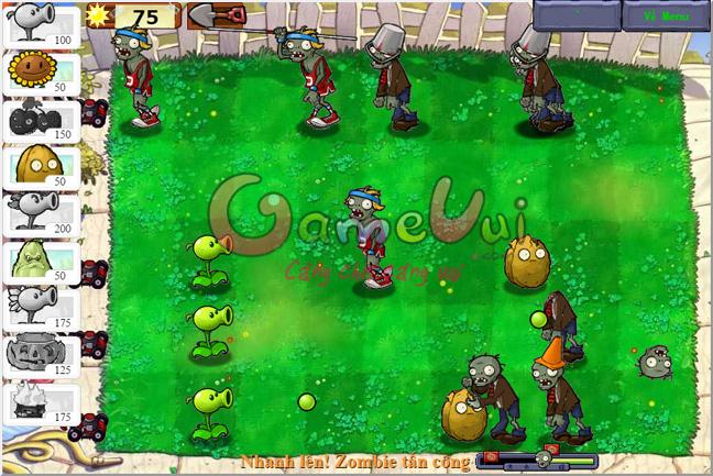 Game Plants vs Zombies 2 hot cho ipad